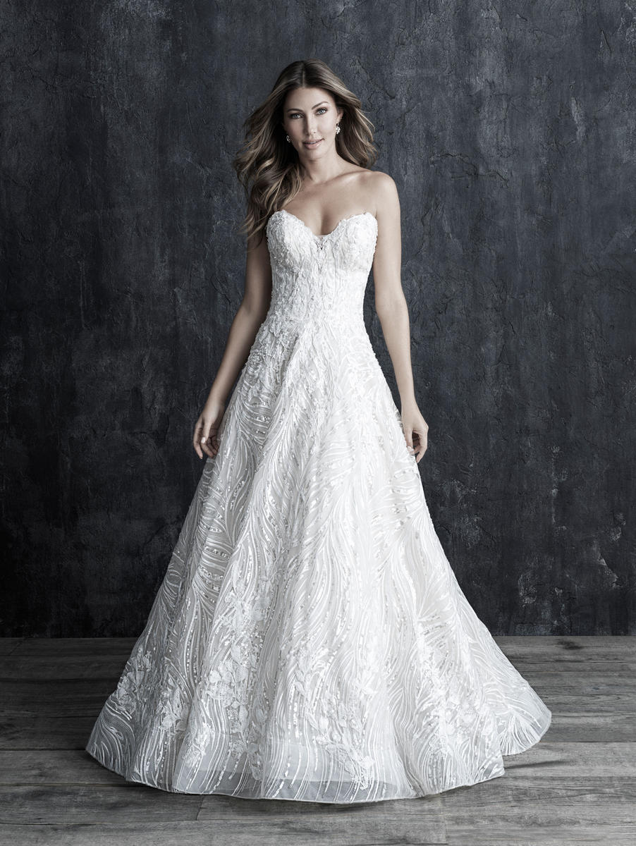 Allure Bridals Couture C546