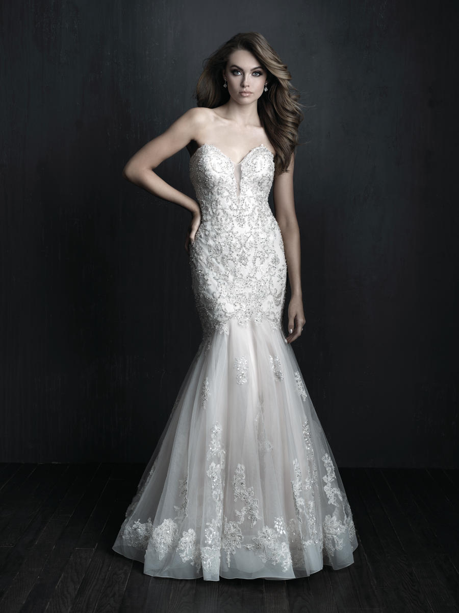Allure Bridals Couture C560