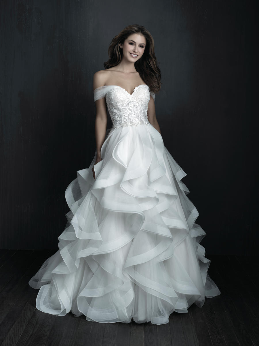 Allure Bridals Couture C561