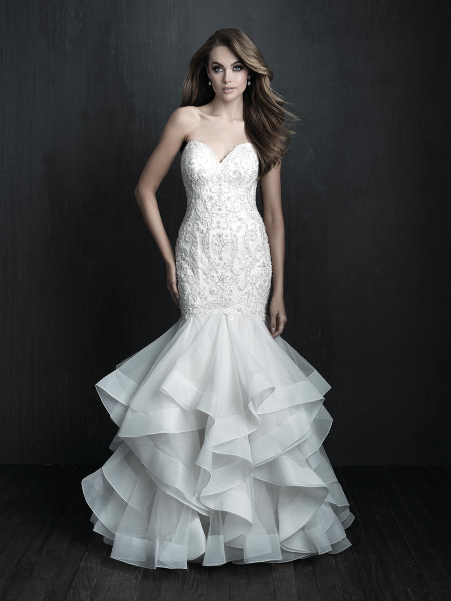 Allure Bridals Couture C566