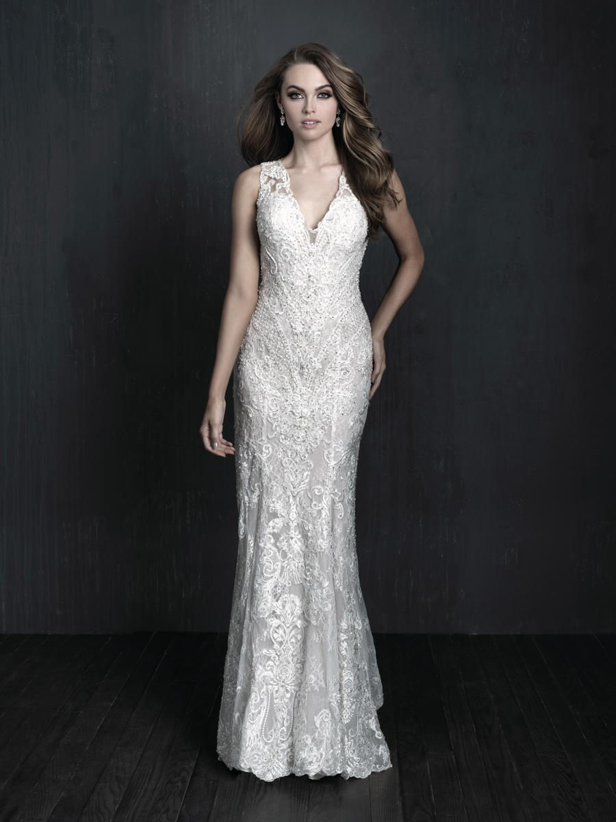 Allure Bridals Couture C572