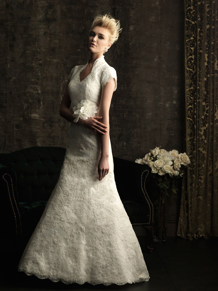 6c31b1fa44 Allure Bridals Modest Aspen Contact us for price Totally Modest ...