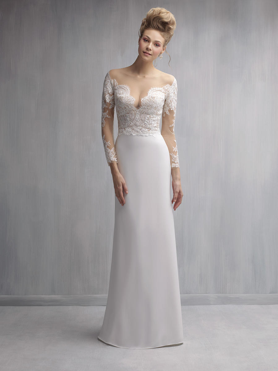 Madison James Bridal  MJ272
