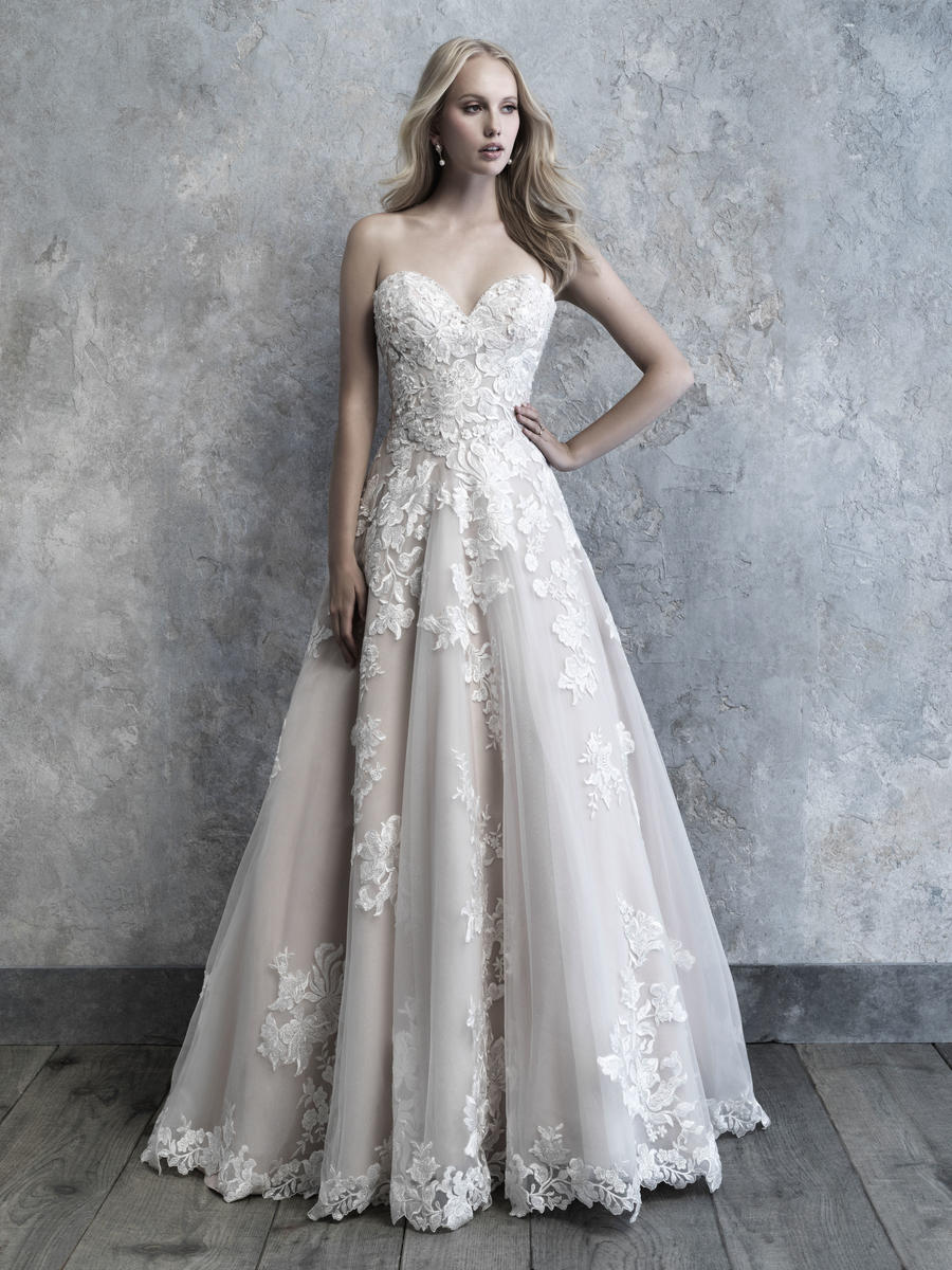 Madison James Bridal  MJ516
