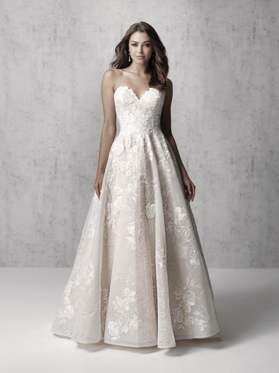 Madison James Bridal  MJ605