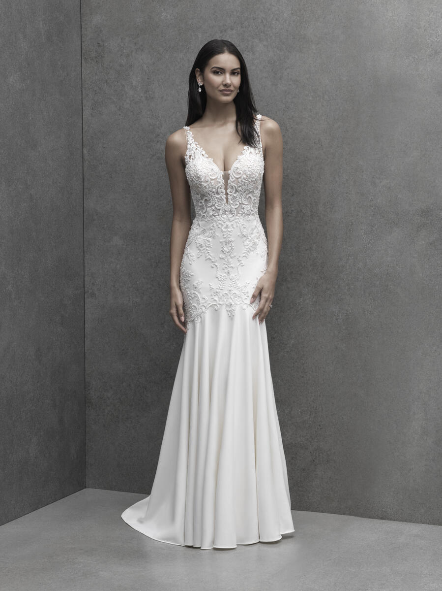 Madison James Bridal  MJ655