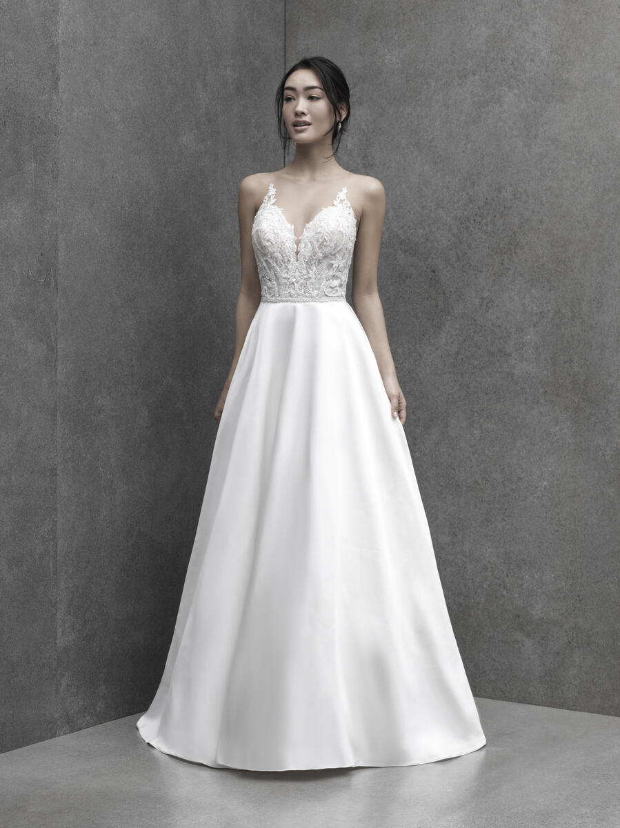 Madison James Bridal  MJ656
