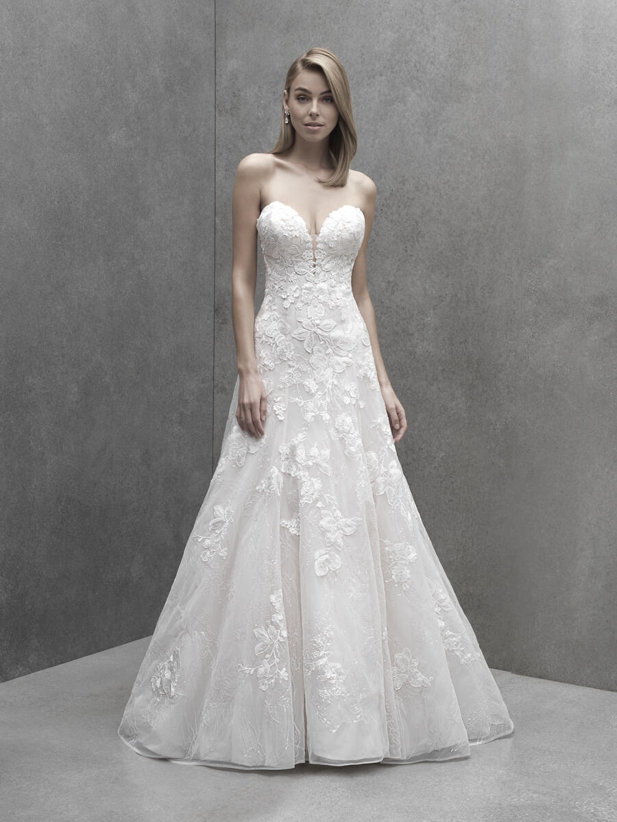 Madison James Bridal  MJ667