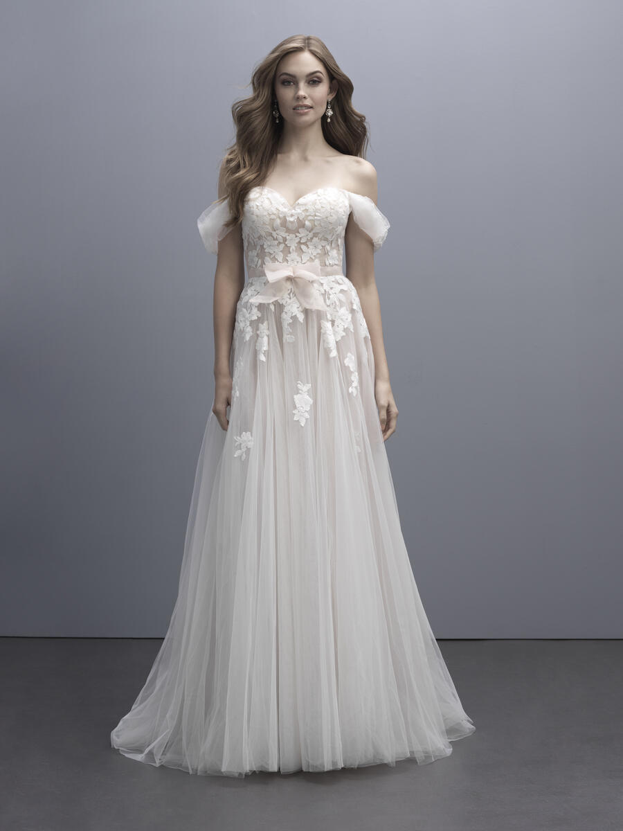 Madison James Bridal  MJ702