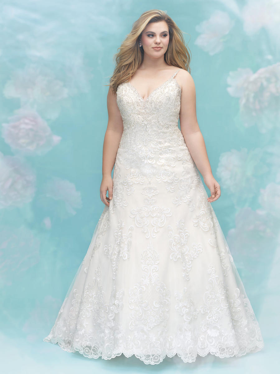 Allure Bridal Women Size Colleciton W400