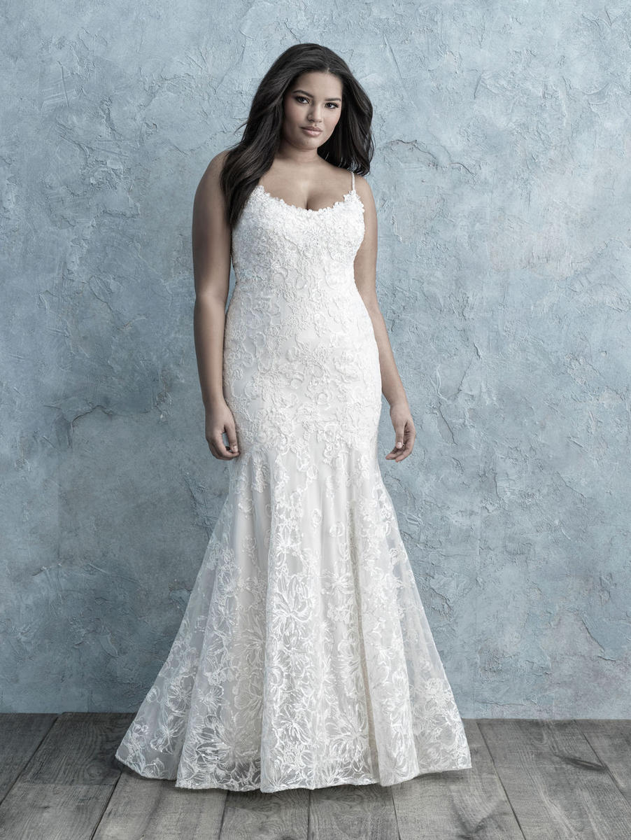 Allure Bridal Women Size Colleciton W456