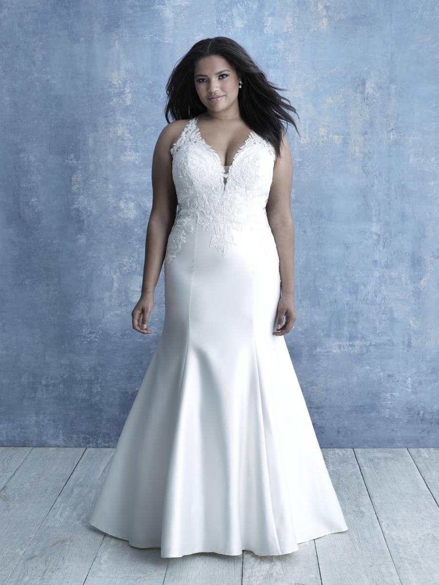 Allure Bridal Women Size Colleciton W463