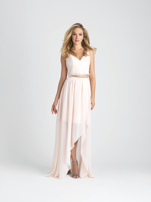 Allure Bridesmaids-Skirt Pictured Only