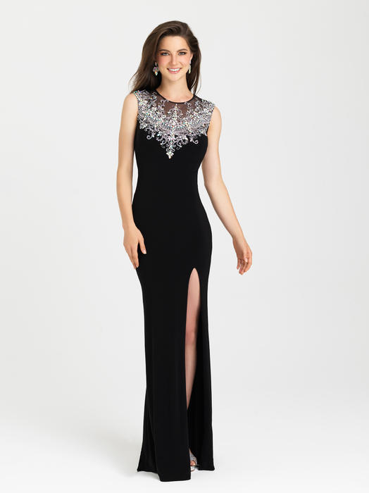 Madison James Prom Black size 14