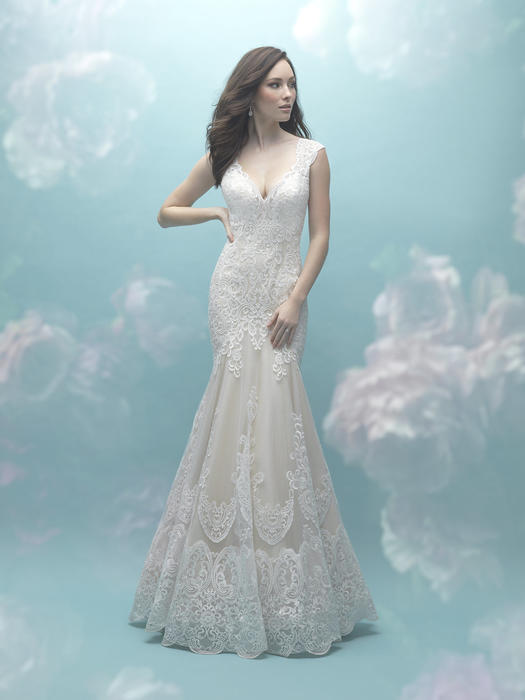 Allure - BRIDAL GOWN N/O
