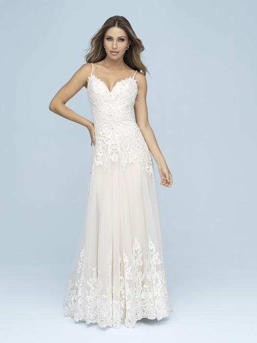 f8e0e69db81 ... Allure Bridals 9611 ...