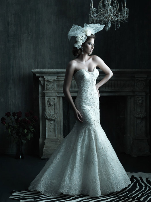 Allure Couture Bridal C200