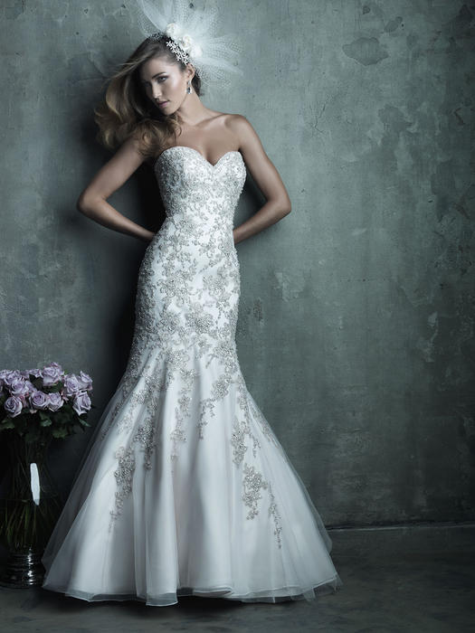 Allure Couture Bridal C283