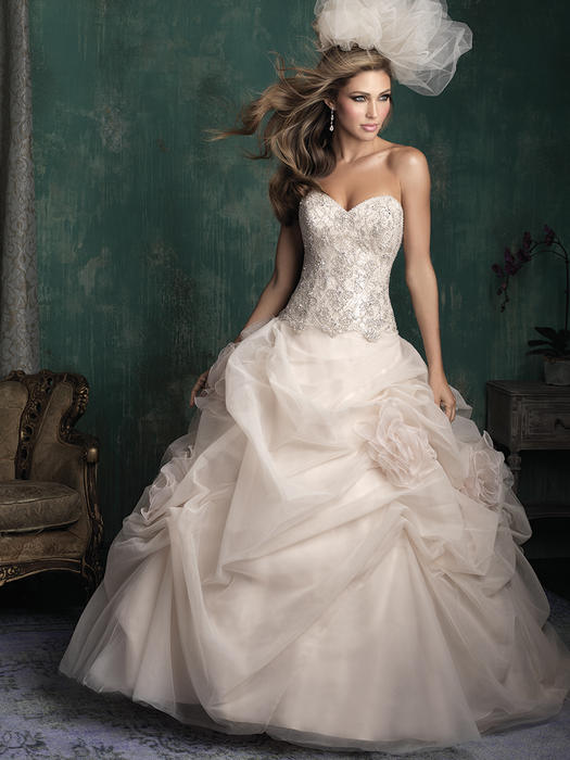 Allure Couture Bridal C340
