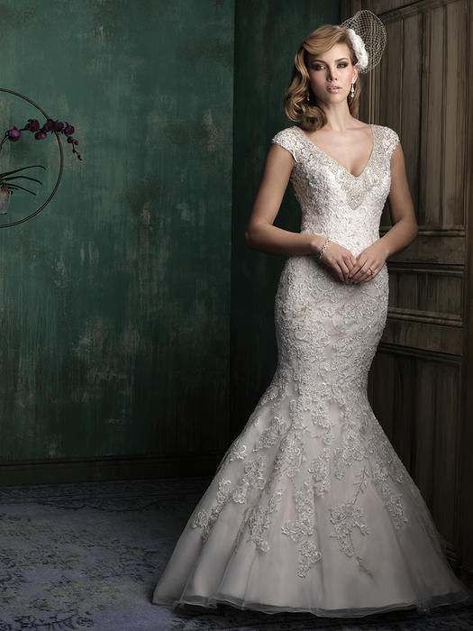 Allure Couture Bridal C342