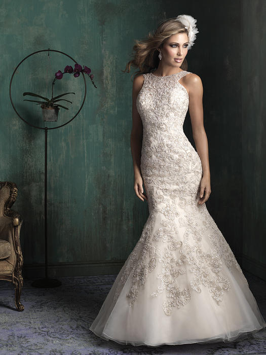 Allure Couture Bridal C344