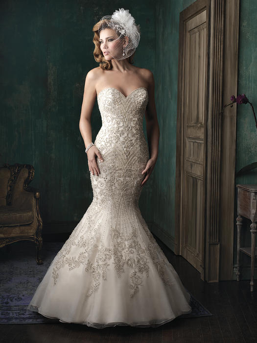 Allure Couture Bridal C348