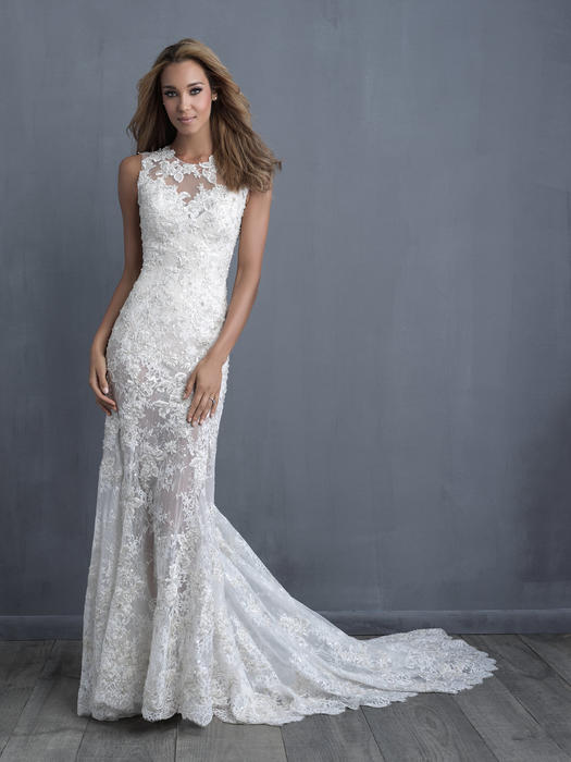 Allure Bridals Couture C480