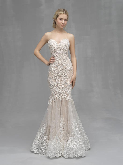 Allure Bridals Couture C526