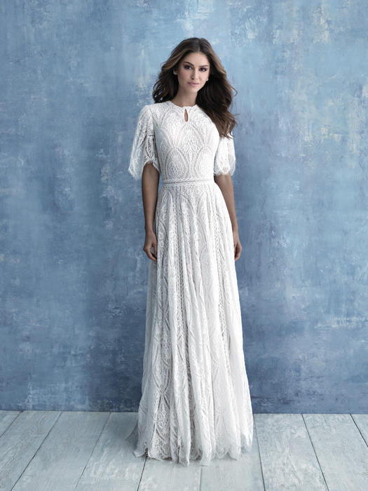 Allure Modest Bridal Collection