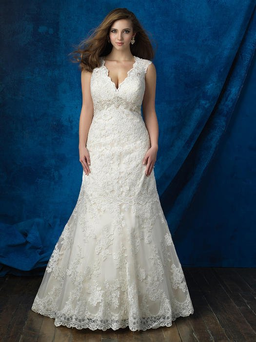 ALLURE WOMENS BRIDAL Atianas Boutique Connecticut | Prom Dress ...