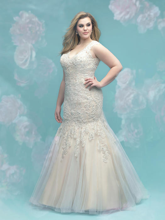 Allure Women's Bridal Collection