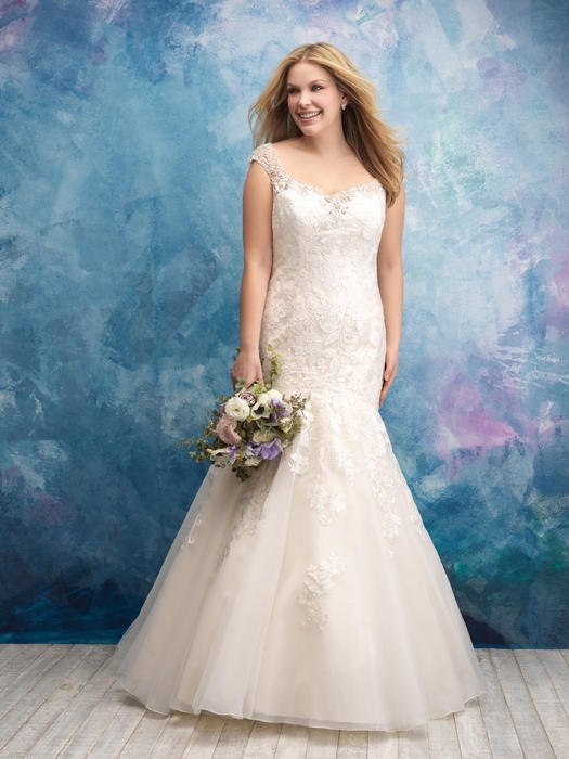 Allure Womens Wedding Gowns, Prom Dresses, Formals, Bridesmaids ...