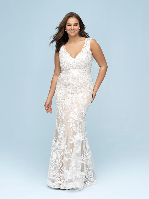 Allure Women's Bridal Collection W443
