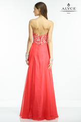 35767 Watermelon/Nude back