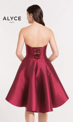 3697 Wine Red back