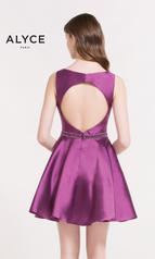3729 Black Plum back