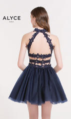 3738 Navy Blue back
