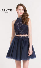 3738 Navy Blue front