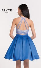 3747 Royal Blue back