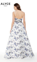 5047 White/Blue back