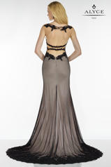 5792 Black/Blush back