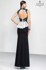 5799 Black-white back