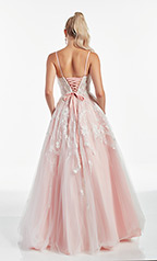 60895 Diamond White/Blush back