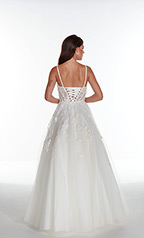 60895 Diamond White Solid back