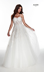 60895 Diamond White Solid front