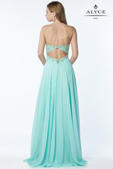 6683 Light Turquoise back