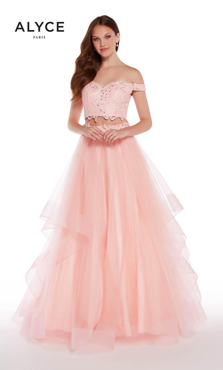 Alyce Prom 1300 Alyce Paris Exclusive T Carolyn, Formal Wear, Best ...