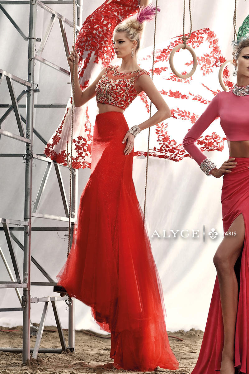 Claudine for Alyce Prom 2446