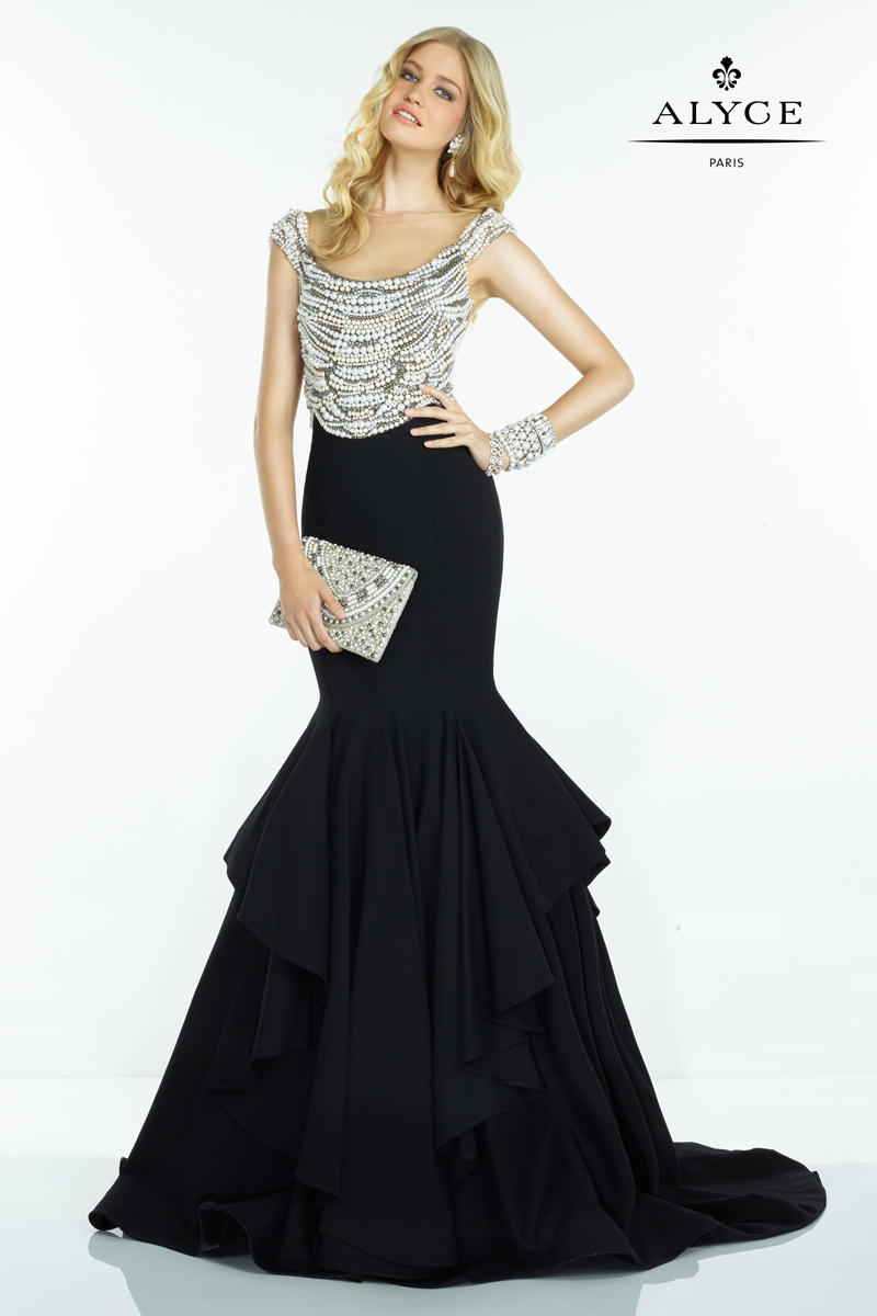 Claudine for Alyce Prom 2514