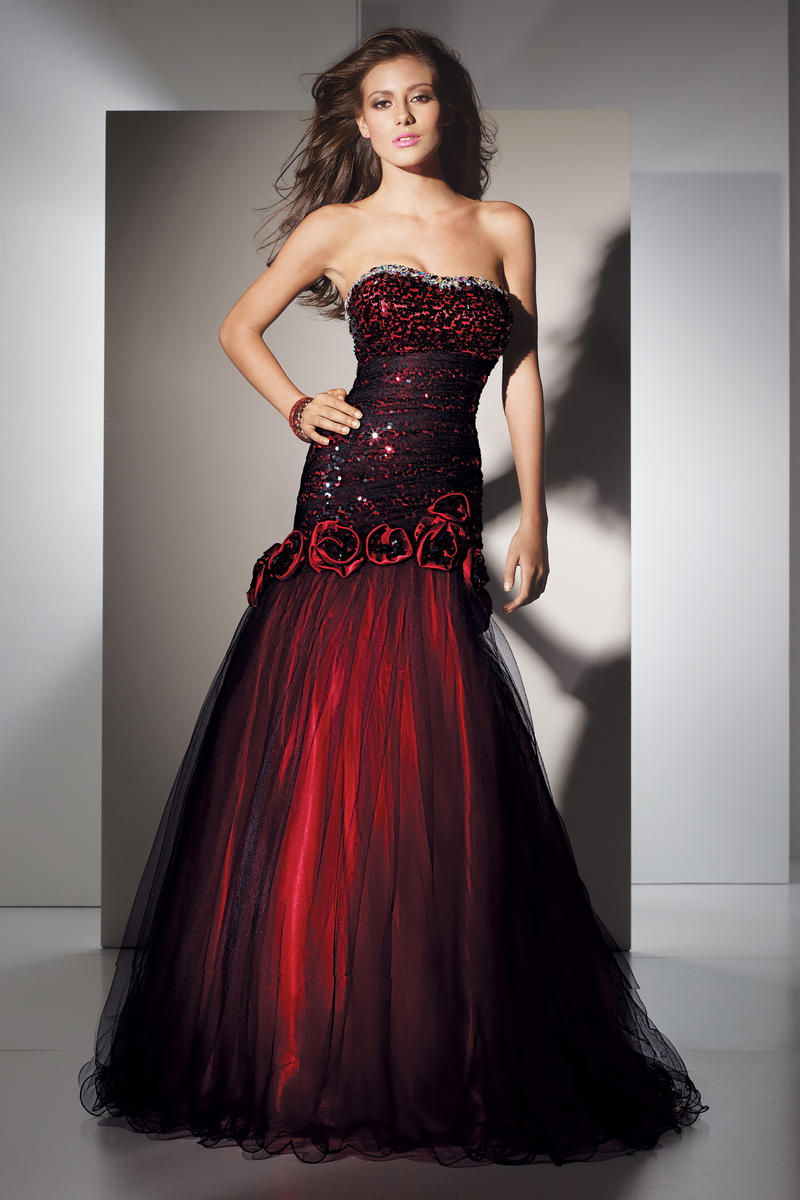bbf3a40bca8 Shop the largest selection of designer prom and pageant dresses ...